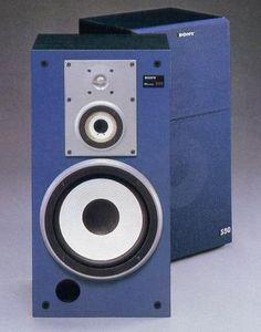 SONY SS-S50  1981
