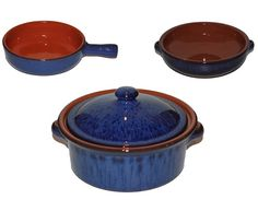 Shop for Terracotta Cookware Sets. Tailor your Small Reactive Blue Terracotta Cookware Sets from our Colourful Kitchenware range, only the unique at NuCasa.