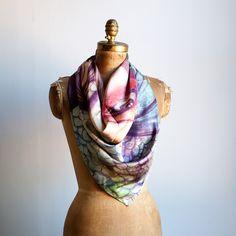 Illustrated textiles
