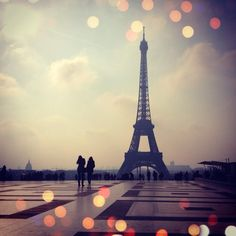 another stop, it was worth the mission.  Paris <3
