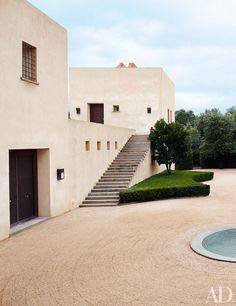 Landscape Designer Fernando Carucho's Airy Studio in Madrid | Architectural Digest