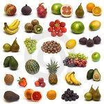 como falar frutas em inglês