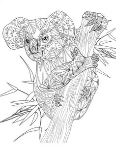 Adult Coloring Book, Printable Coloring Pages, Coloring Pages, Geometric…