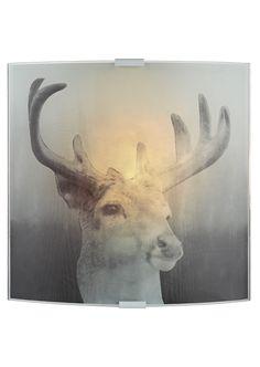 Kodin1 - MARKSLÖJD Seinävalaisin Deer | Seinävalaisimet