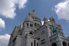 France: Paris: Montmartre & Espace Dali