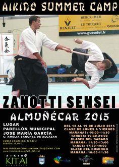 Aikido Summer Camp Almuñécar 2015
