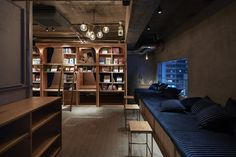 Book and Bed Tokyo, Toshima, 2015 - SUPPOSE DESIGN OFFICE Co., Ltd.