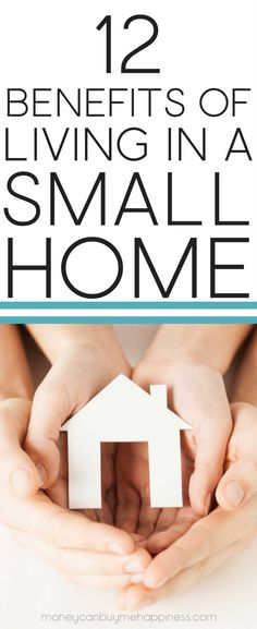Living in a smaller home can make your life better, by giving you more disposable income and more time for enjoying your family. If you've ever considered downsizing to a smaller home, you'll want to check out this post. #downsizing #livingsmall via @https://nz.pinterest.com/mcbmhappiness/