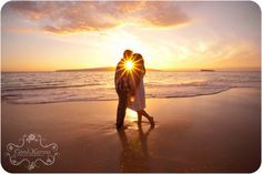 Couples On The Beach Photography