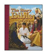 The Story Bible    One of Cavanaugh's Christmas present's last year - we love this Children's Bible!
