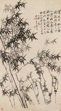 Zheng Banqiao(鄭板橋)