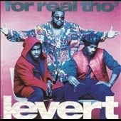 Levert ~ For Real Tho 1993 OOP