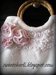 HAND towel HAND bag!
