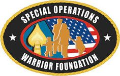 Memorial Kick Off support special operations warrior foundation