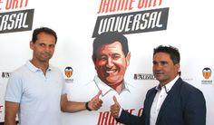 Aldaia y Alaquàs homenajearán al expresidente del Valencia Jaume Ortí | 【SempreValencia.com】Deportes, Noticias, Ocio en Valencia