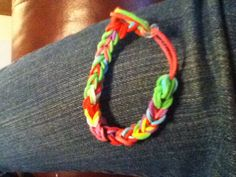 Made by rainbow loom
