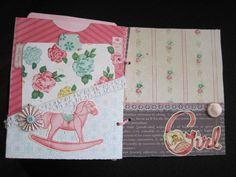 Crate Paper Little Bo Peep mini album