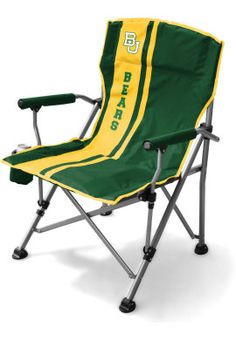 #Baylor camping chair (available at Baylor Bookstore)