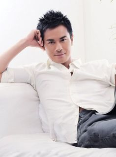鄭嘉穎 Kevin Cheng - my asian crush