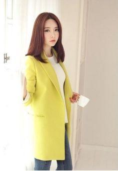 2014 Women Fashion Korean  Casual suits OL Blazer  coat  jacket Tops