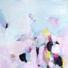 Résumé oeuvre peinture Original abstrait peinture sur par Artzaro