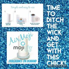#smarter #safer #luxury #fragrance #mojilife #airmoji www.mojiproducts.com/amberfulton Beauty & Personal Care - Fragrance - Women's - Luxury Fragrance - http://amzn.to/2ln4KSL