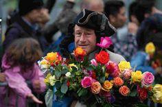 Photos of Sechseläuten and the Burning of the Böögg in Zurich 2014
