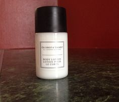 ***pending for Dawn***Birchbox - March 2014 - Gilchrist & Soames Lotion