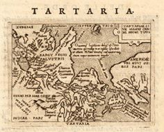 Great Tartaria: From the Caspian Sea east to North America