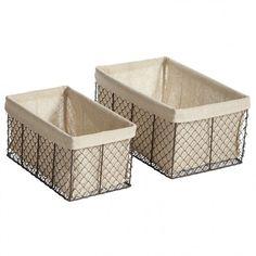 Malha de armazenamento Basket «Hefeng Manufactory