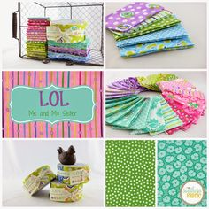 New Arrival: LOL by Me and My Sister  http://www.southernfabric.com/lol-collection