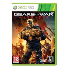 Gears Of War Judgment Game Xbox 360 | http://gamesactions.com shares #new #latest #videogames #games for #pc #psp #ps3 #wii #xbox #nintendo #3ds