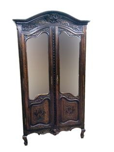 c96a2801848 Lovely Antique French Bridal Armoire