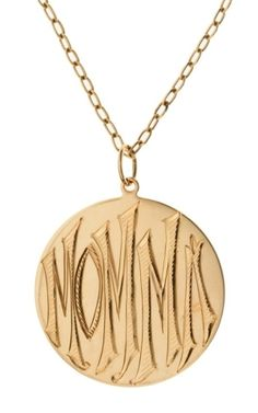 A MOMMA pendant for the mother in your life by wonderful911