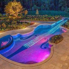violin pool