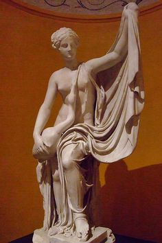 Leda and the Swan Roman copy of Hellenistic original 1 - 100 CE Marble   Getty Villa,Malibu