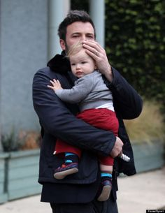 50999076 Proud parents Ben Affleck and Jennifer Garner brave the rain with their baby boy Samuel to watch their daughter's karate class in Los Angeles, California on January 25th, 2013. FameFlynet, Inc - Beverly Hills, CA, USA - +1 (818) 307-4813