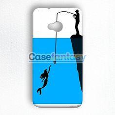 Ariel The Little Mermaid HTC One M7 Case | casefantasy