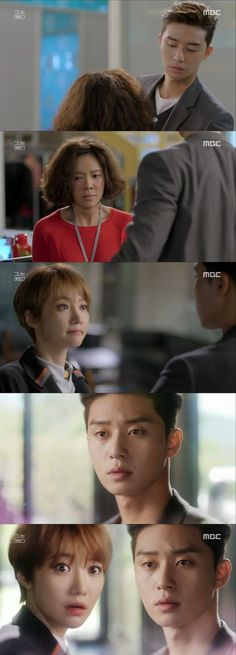 [Spoiler] 'She was Pretty' This may be how a love triangle begins @ HanCinema :: The Korean Movie and Drama Database