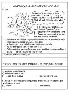 AVALIAÇÃO DE CIÊNCIAS- 3º ANO