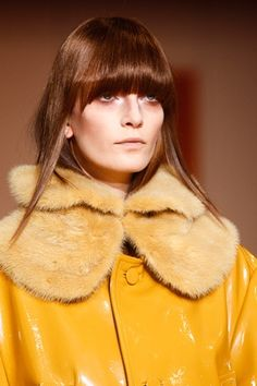 Marni Fall 2012. @thecoveteur