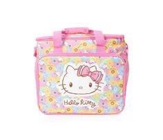 Hello Kitty Large Boston Bag: Picnic
