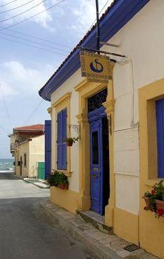 Larnaca Old Town, Cyprus
