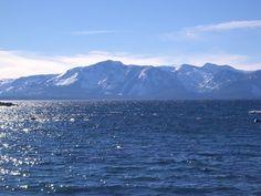 Lake Tahoe NV  - Skiing is wonderful there!