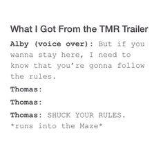 Shuck your adorable face Thomas.
