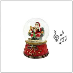 Pinkbagoly: Mikulásos felhúzós, zenélő havazó gömb, hógömb 14 ... Snow Globes, Home Decor, Decoration Home, Room Decor, Home Interior Design, Home Decoration, Interior Design