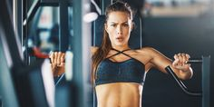 Many men and women prefer hitting the gym often for all they want is to stay extremely fit and healthy. Obviously, a perfect workout needs new fat burning fitness tools to try out, but at. Fitness Motivation, Sport Motivation, Fitness Video, Fitness Tips, Workout Fitness, Hard Workout, Workout Abs, Fitness Models, Weight Training Workouts