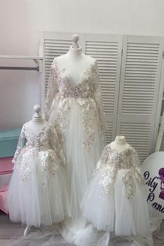 Girls Party Dress, Party Dresses, Wedding Dresses, Mom Dress, Baby Dress, Maternity Dresses For Baby Shower, Taffeta Skirt, Junior Bridesmaid Dresses, Ivory Dresses