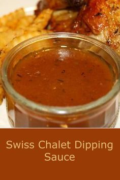 Swiss Chalet Dipping Sauce or Gravy recipezazz.com