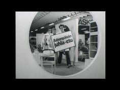 Askopäivän juhlaetu. Vanha Askon tv-mainos 60 - 75 luvulta.